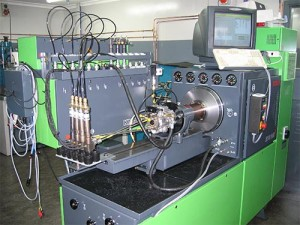 Fuel Injection Pump Testing Equipment - Fremantle Fuel Injection