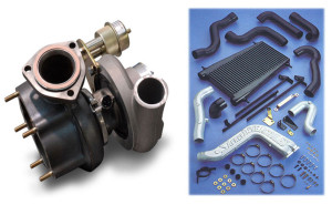 Turbocharger kit - Fremantle Fuel Injection