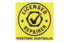 Licensed Repairer logo